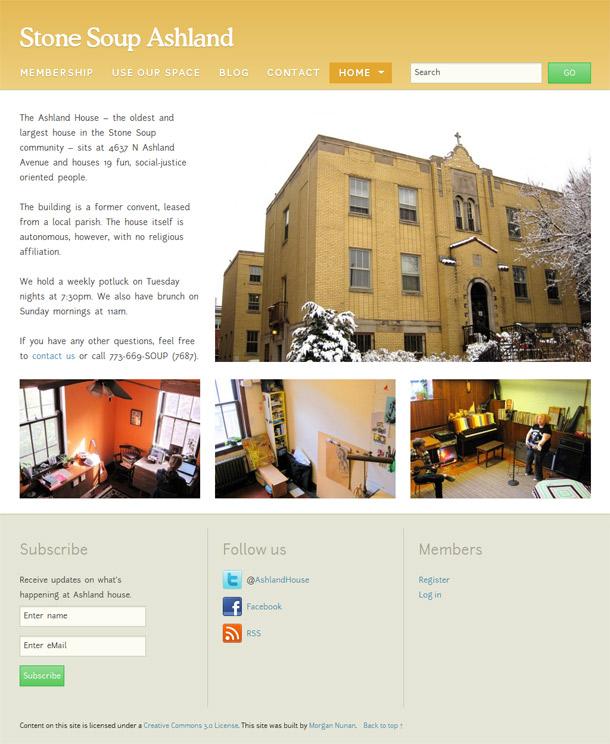 StoneSoupCoop.org (Ashland page)